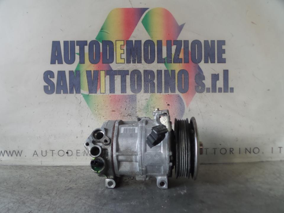 COMPRESSORE A/C ALFA ROMEO MITO (X6) (06/08>06/11