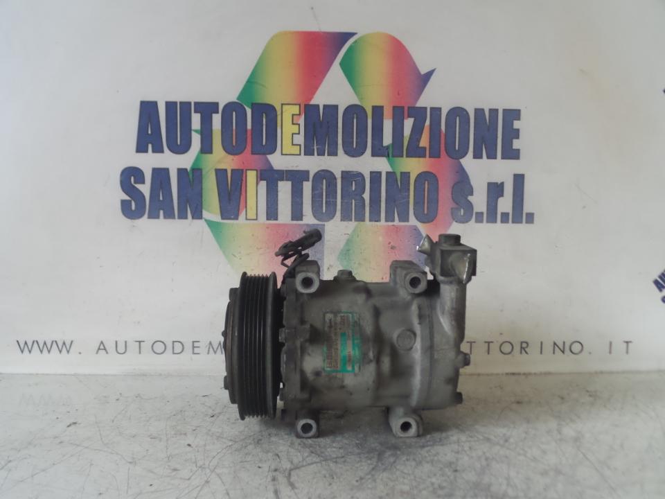 COMPRESSORE A/C ALFA ROMEO 156 (X1) (06/03>01/06