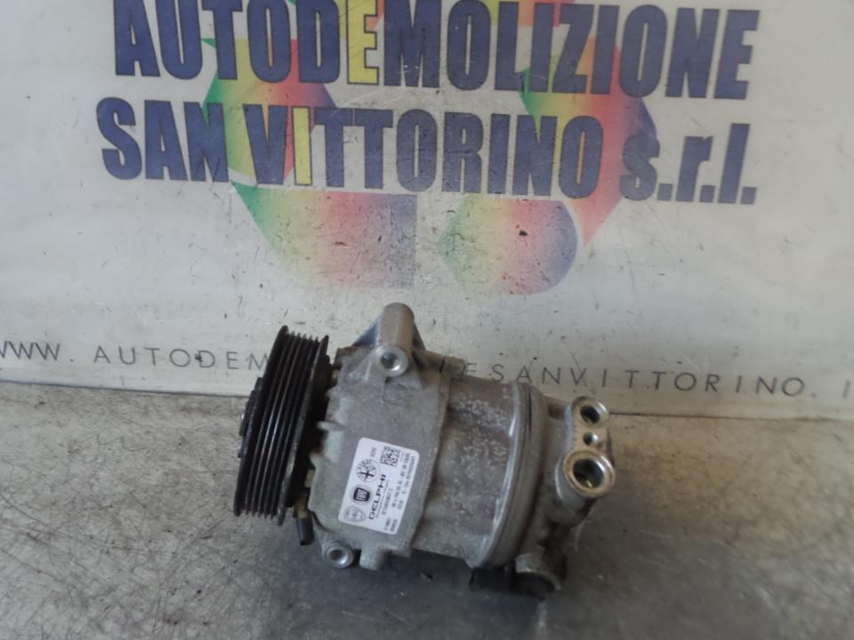 COMPRESSORE A/C ALFA ROMEO GIULIETTA (5Y) (08/13>)