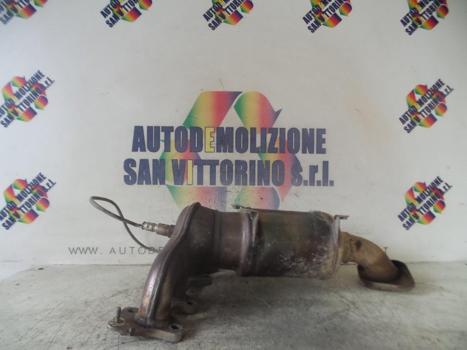 COLLETTORE SCARICO CON CONVERTITORE CATA FIAT PANDA (33) (12/11>)