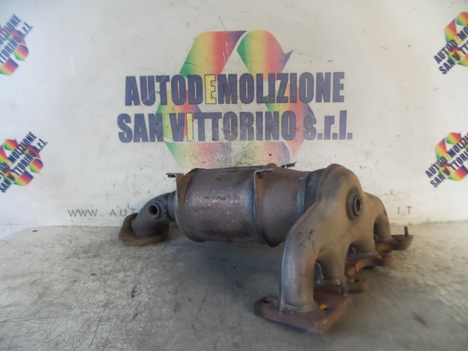 COLLETTORE SCARICO CON CONVERTITORE CATALITICO FIAT GRANDE PUNTO (2Y) (06/05>05/08