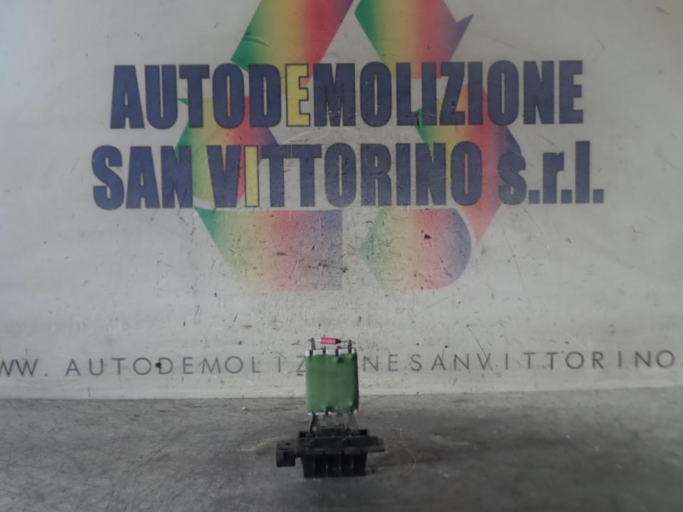 RESISTENZA MOTORINO VENTILAZIONE ABITACOLO ALFA ROMEO MITO (X6) (06/08>06/11