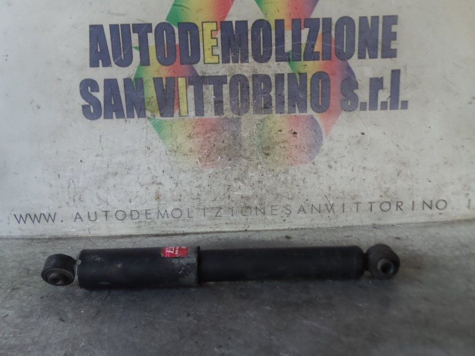 AMMORTIZZATORE POST. CLIMBING,ADVENT DX. FIAT PANDA (3U) (09/09>09/11