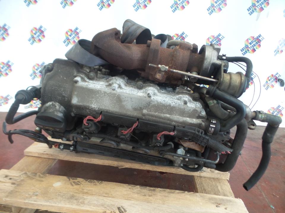 MOTORE COMPL. SMART SMART CABRIO (A450) (03/00>01/