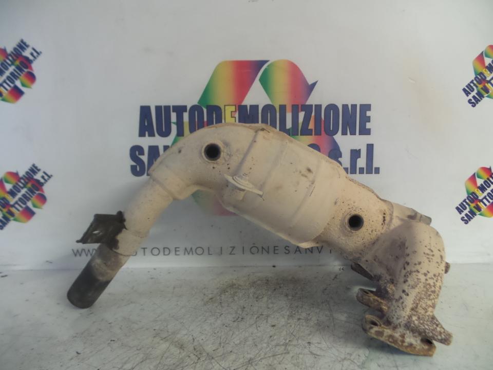 COLLETTORE SCARICO CON CONVERTITORE CATALITICO FIAT PANDA 1A SERIE (03/92>03/04