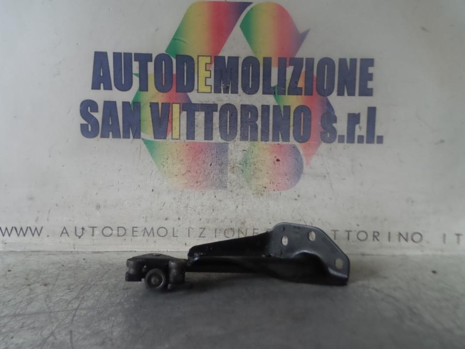 CARRELLO GUIDA INF. PORTA SCORREVOLE DX. FIAT FIORINO (3N) (10/07>)