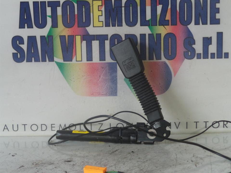 AGGANCIO CINTURA DI SICUREZZA ANT. SX. FORD FOCUS (CAP) (11/04>06/08