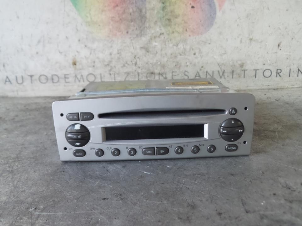 AUTORADIO ALFA ROMEO 156 (X1) (06/03>01/06