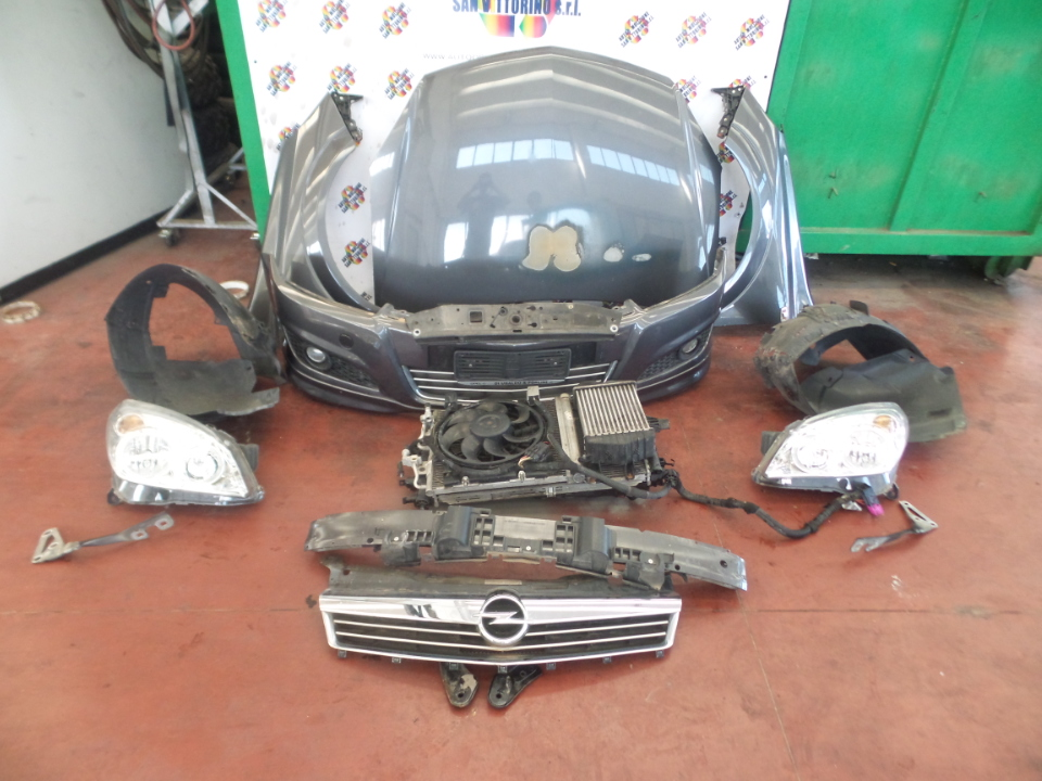 PARAURTI ANT. OPEL ASTRA (A04) (01/04>03/11