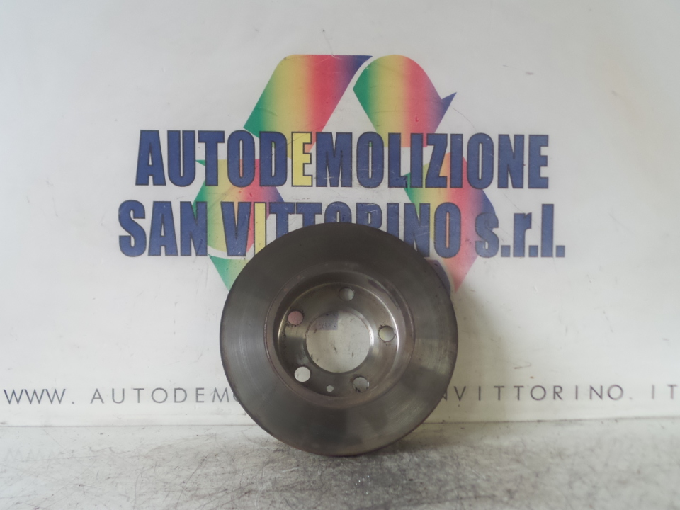 DISCO FRENO POST. DX. AUDI A3 (8L) (08/96>12/01