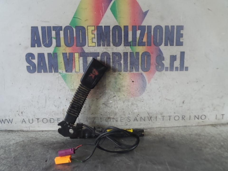 AGGANCIO CINTURA DI SICUREZZA ANT. DX. FORD FOCUS (CB4) (01/08>12/11
