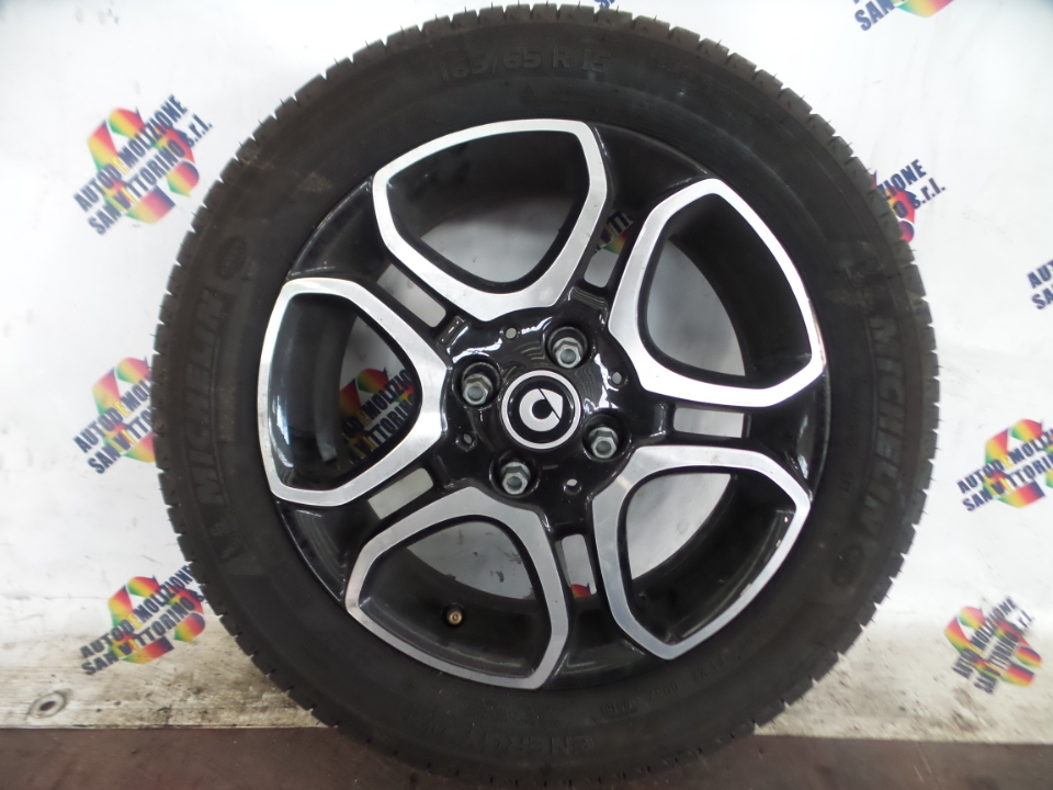 RUOTA ANT. SMART FORTWO (C453) (07/14>)