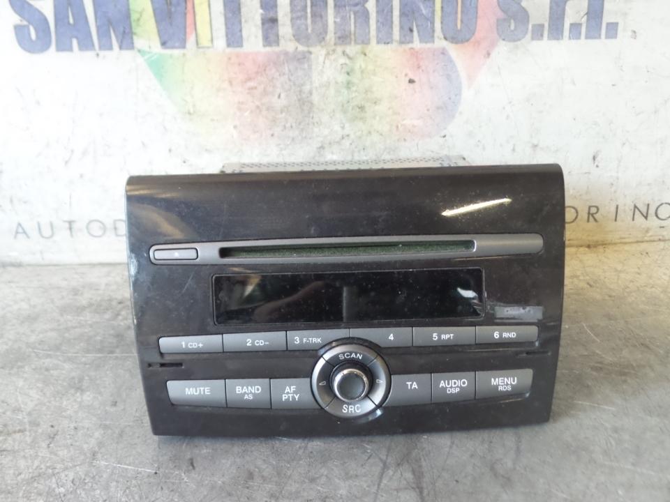 AUTORADIO AUTORADIO CD FIAT BRAVO (3L) (01/07>03/10