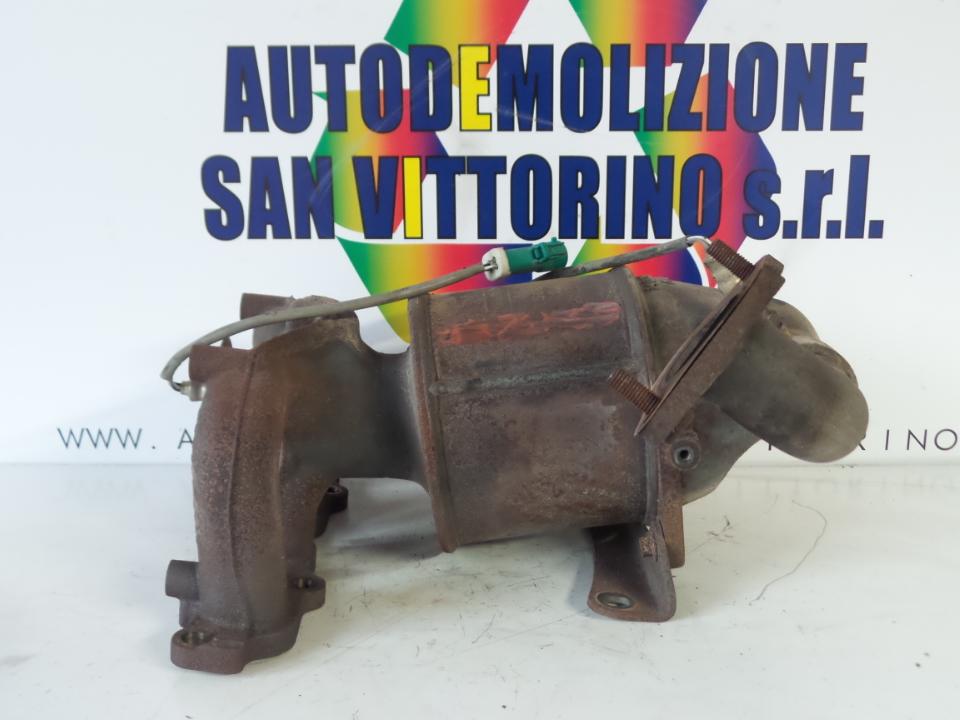 COLLETTORE SCARICO CON CONVERTITORE CATALITICO EURO IV FORD FIESTA (CB1) (09/08>)