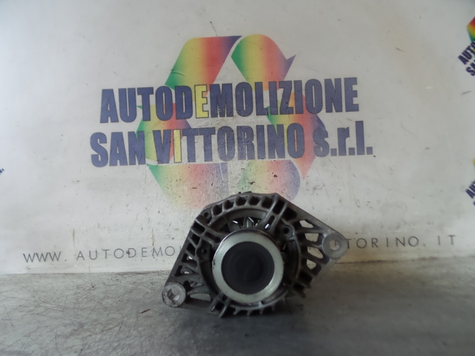 ALTERNATORE 105A C/A/C FIAT DOBLO (1W) (10/00>12/03