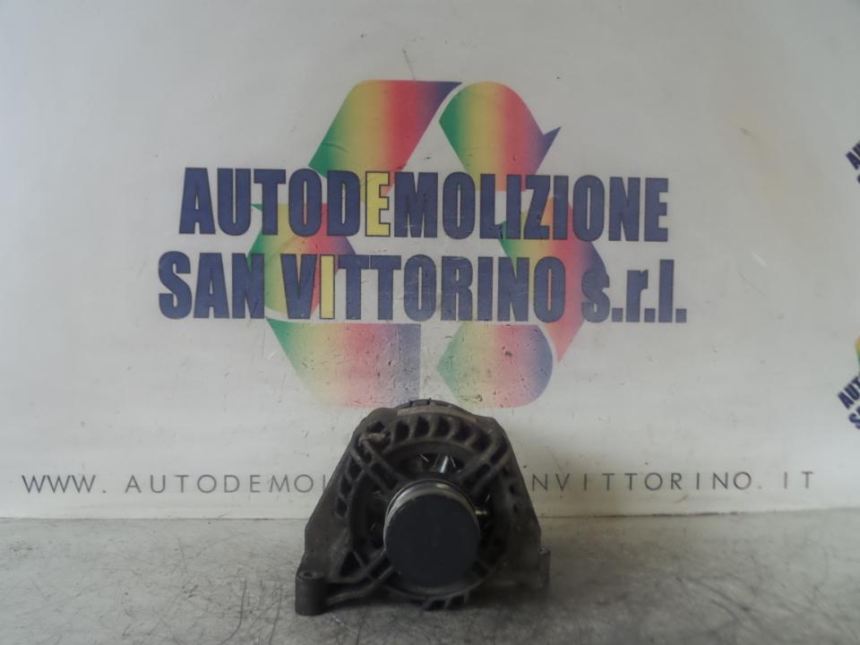 ALTERNATORE 115A FIAT GRANDE PUNTO (2Y) (06/05>05/08