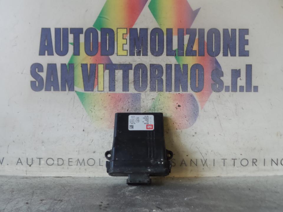 CENTRALINA INIEZIONE IMPIANTO GAS FIAT 500 (83) (06/12>)