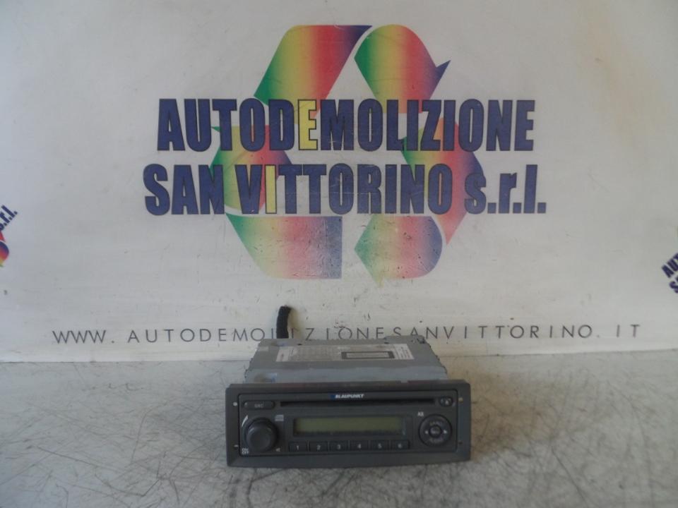 AUTORADIO FIAT PANDA (2Q) (09/03>12/10