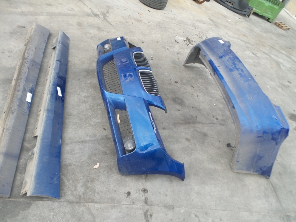 PARAURTI POST. C/SENS. PARC. M TECHNIC BMW SERIE 3 (E90/E91) (02/05>12/11