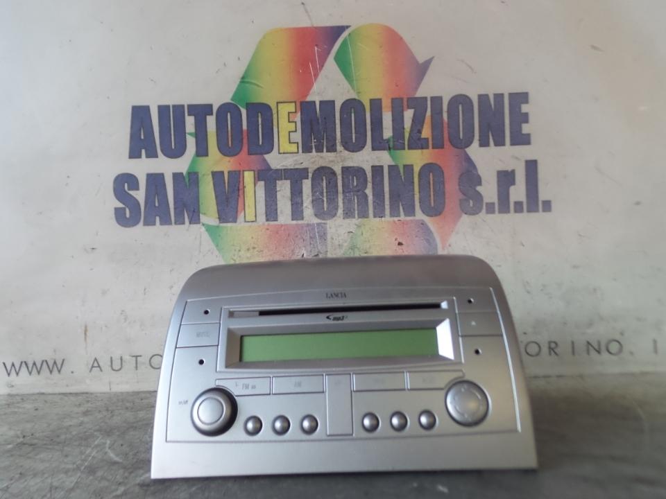 AUTORADIO LANCIA YPSILON (TI) (12/08>06/13