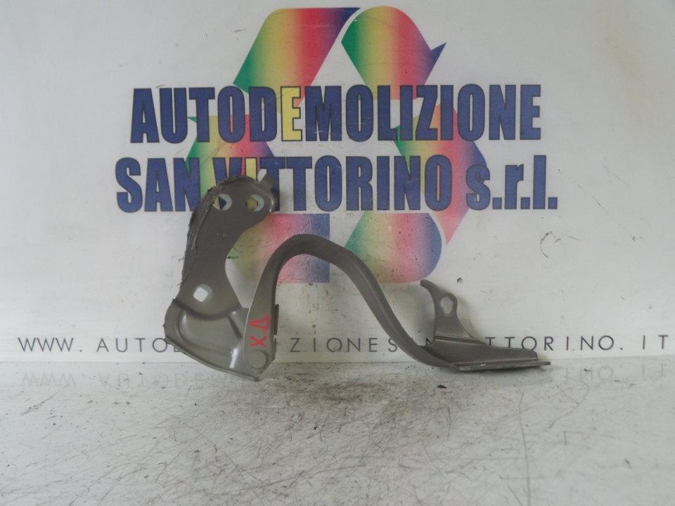 CERNIERA COFANO ANT. DX. FIAT 500 (3P) (07/07>)