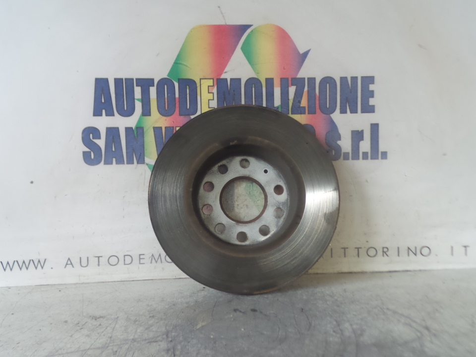 DISCO FRENO POST. 272X10MM DX. SKODA OCTAVIA (1Z) (10/08>)