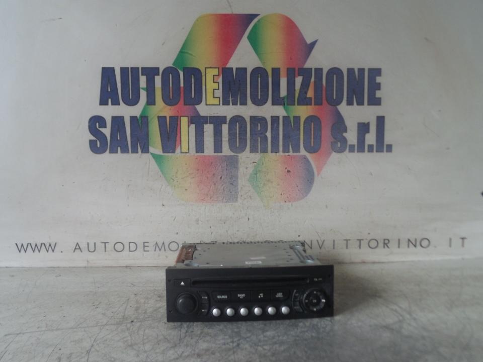 AUTORADIO CITROEN C4 PICASSO (09/06>)