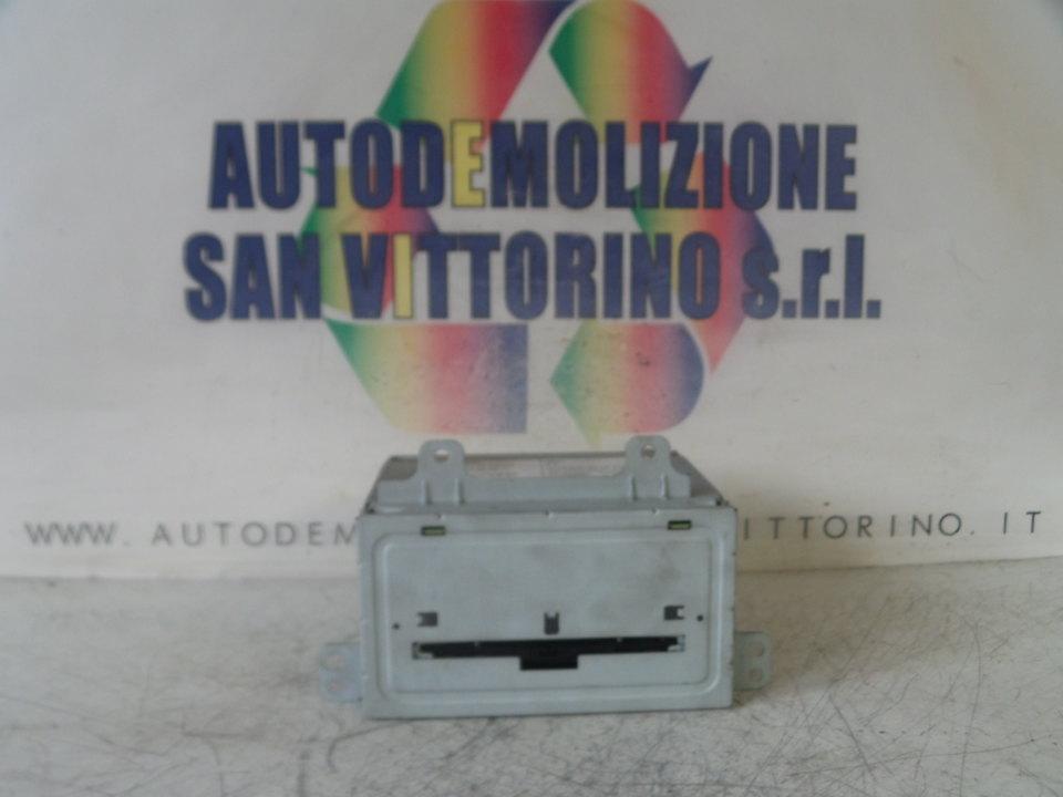 AUTORADIO CD400 OPEL ASTRA (P10) (10/09>)