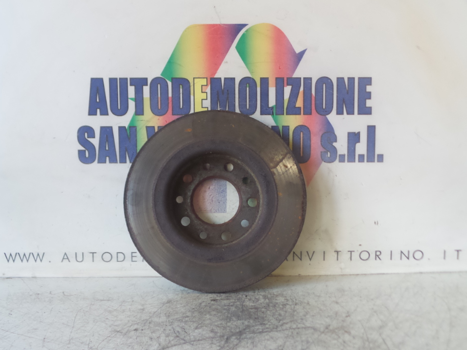 DISCO FRENO POST. DX. ALFA ROMEO GIULIETTA (X7) (03/10>10/13