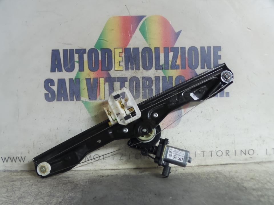 ALZACRISTALLO ELETTR. PORTA ANT. C/M DX. FIAT PANDA (33) (12/11>)