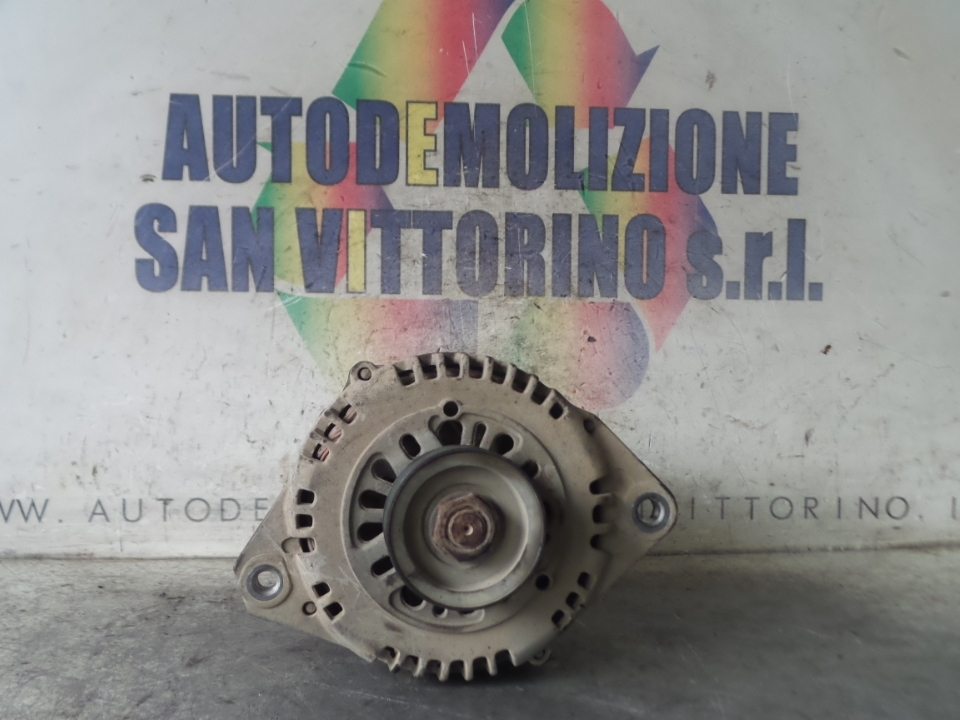 ALTERNATORE 100AMP OPEL ASTRA (T98) (03/98>09/04