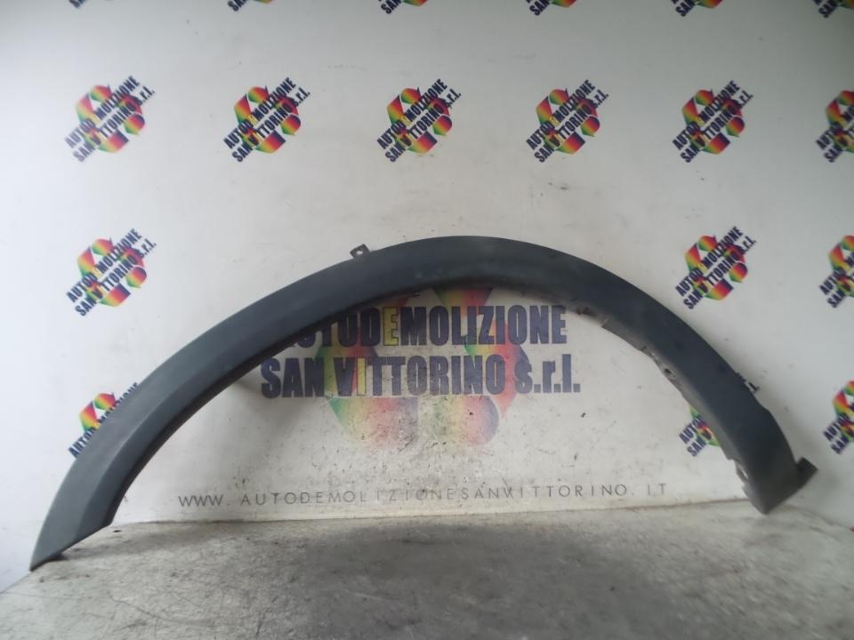 MODANATURA ARCO PASSARUOTA ANT. SX IVECO DAILY (02/00>04/06