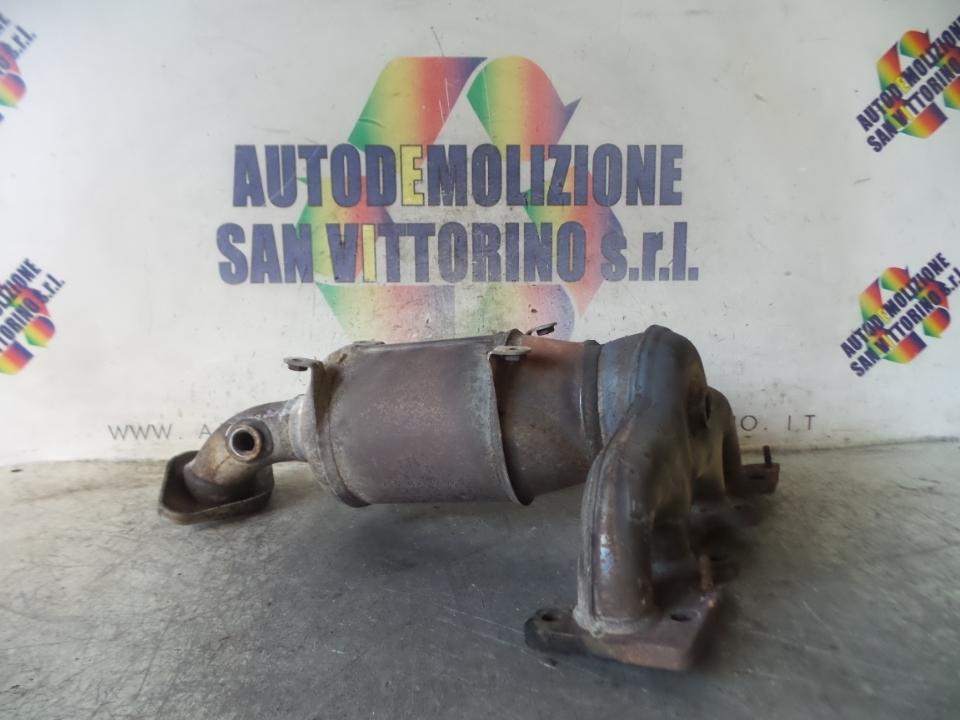 COLLETTORE SCARICO CON CONVERTITORE CATALITICO FIAT PUNTO (51) (01/12>01/13