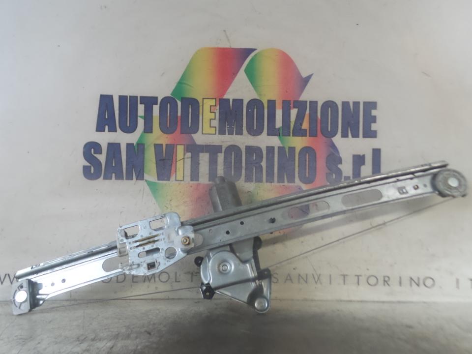 ALZACRISTALLO ELETTR. PORTA ANT. 09-01> DX. MERCEDES-BENZ CLASSE A (W168) (03/01>06/04