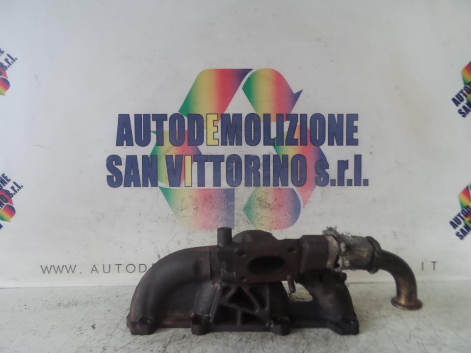 COLLETTORE SCARICO ALFA ROMEO 147 (W8) (08/00>01/06