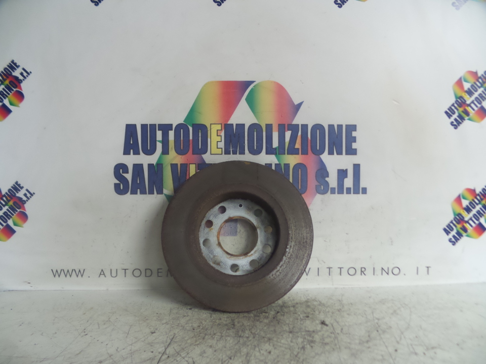 DISCO FRENO POST. 253X10MM SX. VOLKSWAGEN GOLF (5K/AJ) (09/08>)