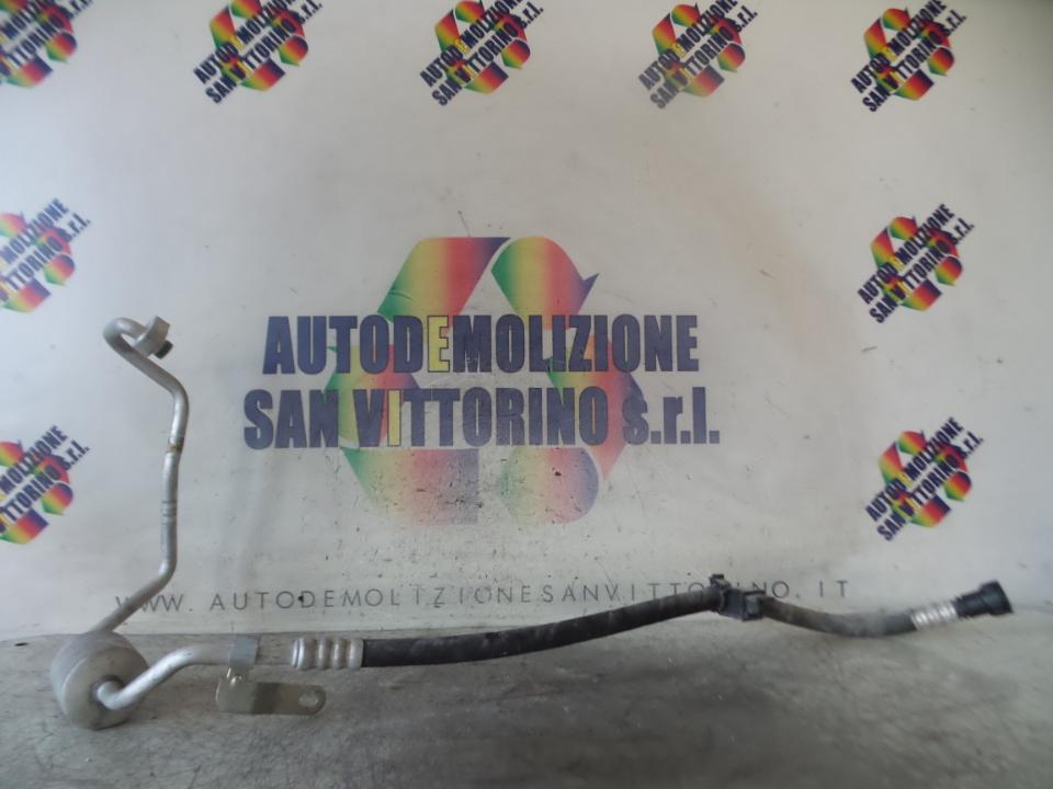 TUBO CONDENSATORE COMPRESSORE A/C C/A/C,C/A/C AUTO ALFA ROMEO MITO (X6) (06/08>06/11