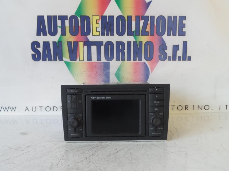 AUTORADIO AUDI A4 (8E) (11/00>11/04