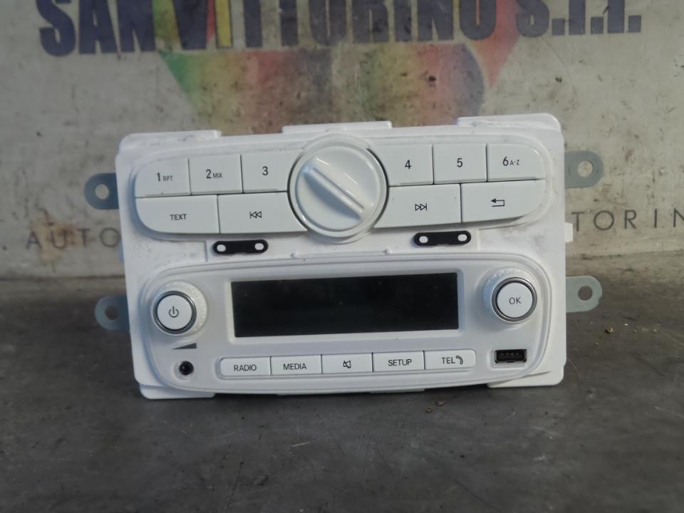 AUTORADIO AUTORADIO 55C S/SOUND SYSTEM SMART FORFOUR (W453) (07/14>)