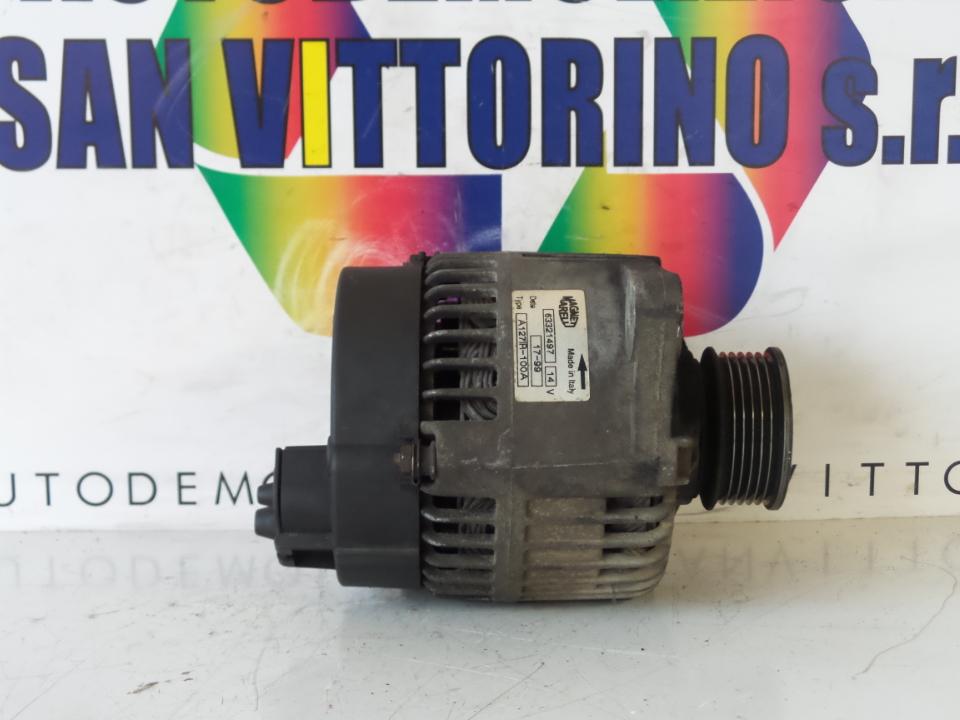 ALTERNATORE ALFA ROMEO 156 1A SERIE (10/97>03/00<)