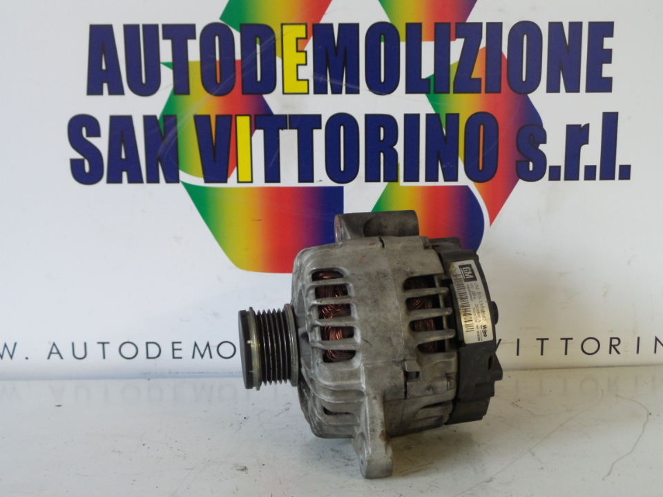 ALTERNATORE 120AMP OPEL INSIGNIA (G09) (12/08>)