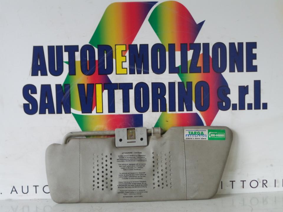 ALETTA PARASOLE PARABREZZA SX. FIAT SEICENTO (1E) (02/98>07/05<)