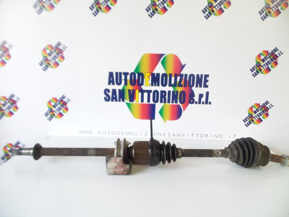 SEMIALBERO ANT. COMPL. DX. ALFA ROMEO MITO (X6) (06/08>06/11<)
