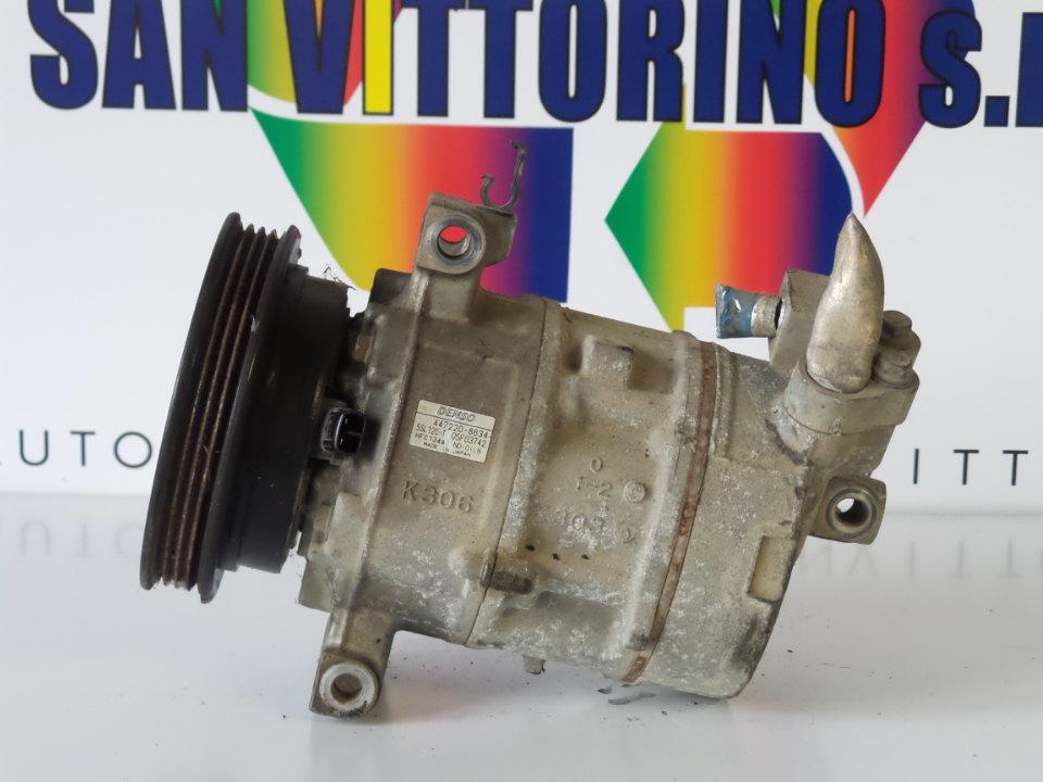 COMPRESSORE A/C FIAT DOBLO CARGO (3C) (07/05>12/11