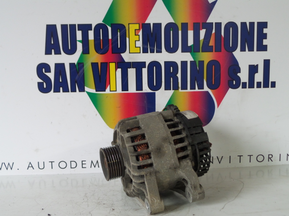 ALTERNATORE DENSO 70AMP PEUGEOT 206 (09/98>06/09<)