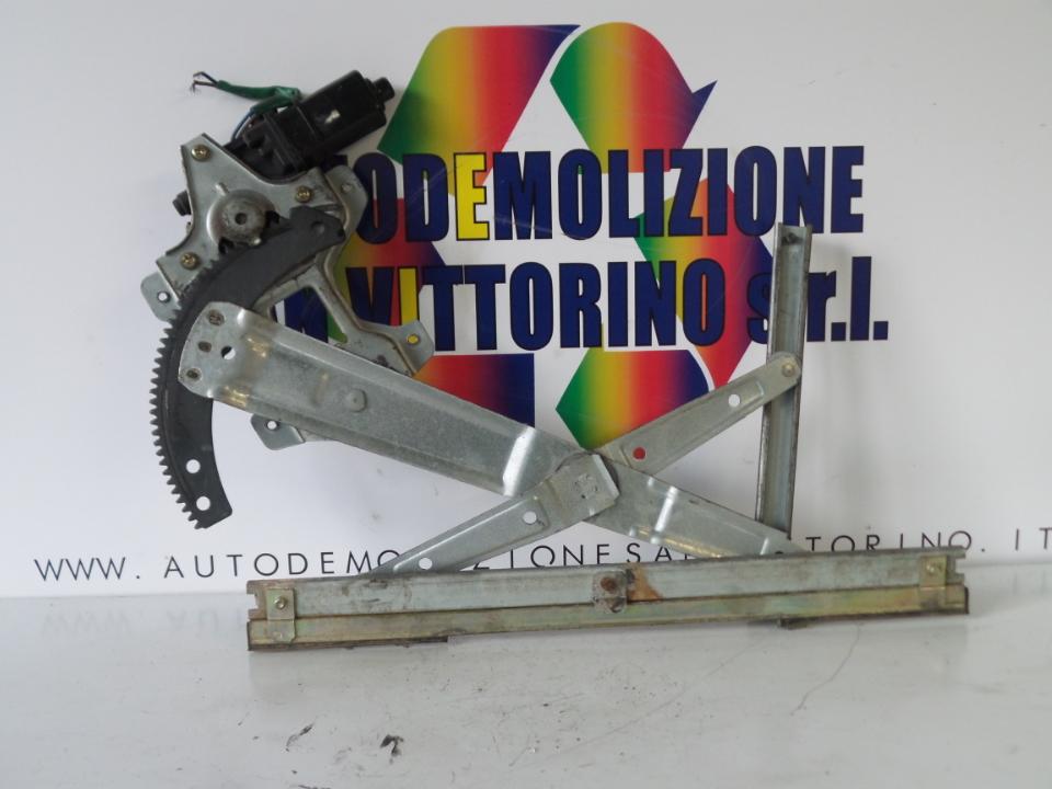 ALZACRISTALLO ELETTR. PORTA ANT. DX. CHEVROLET (DAEWOO) MATIZ (M100) (06/98>11/00<)