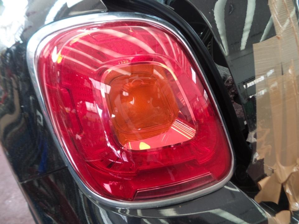 FANALE POST. C/MODANATURA CROMATA SX. FIAT 500X (5F) (11/14>)