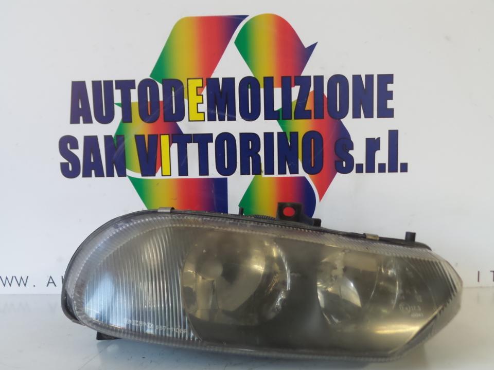PROIETTORE REGOLATORE ALTEZZA DX. ALFA ROMEO 156 1A SERIE (04/00>02/02<)