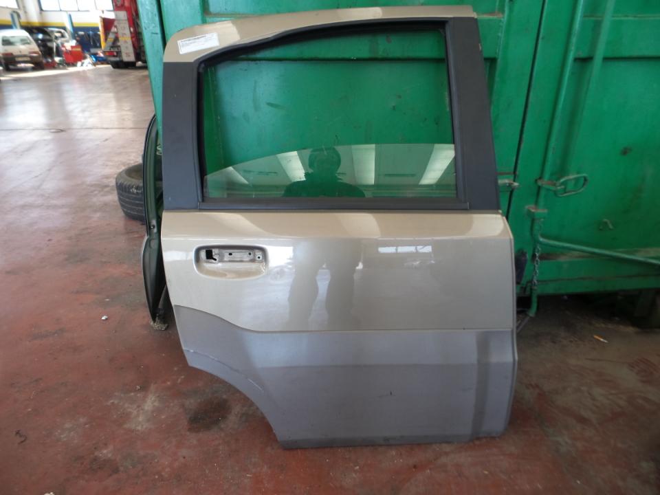 PORTA POST. DX. FIAT PANDA (2Q) (09/03>09/09<)
