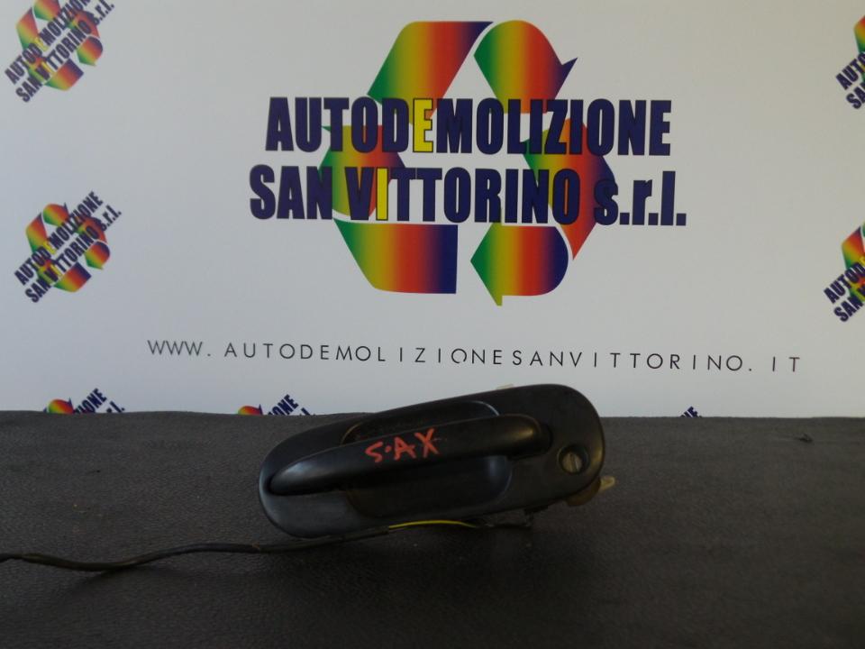 MANIGLIA PORTA ANT. SX. ROVER SERIE 400 (07/95>03/00<)